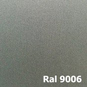 Ral 9006 (Срібло)