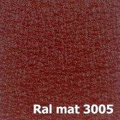 МАТ Ral 3005 (Гнилая Вишня)