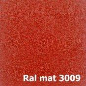 МАТ Ral 3009 (Красный)