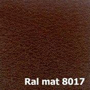 МАТ Ral 8017 (Коричневый)