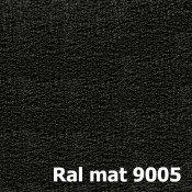 МАТ Ral 9005 (Чорный)