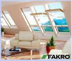 Купить Мансардные окна Факро