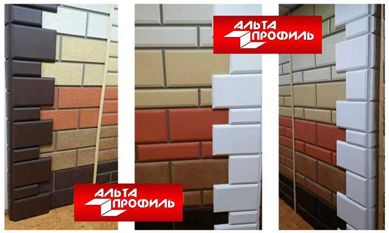 альта профиль фасадные панели