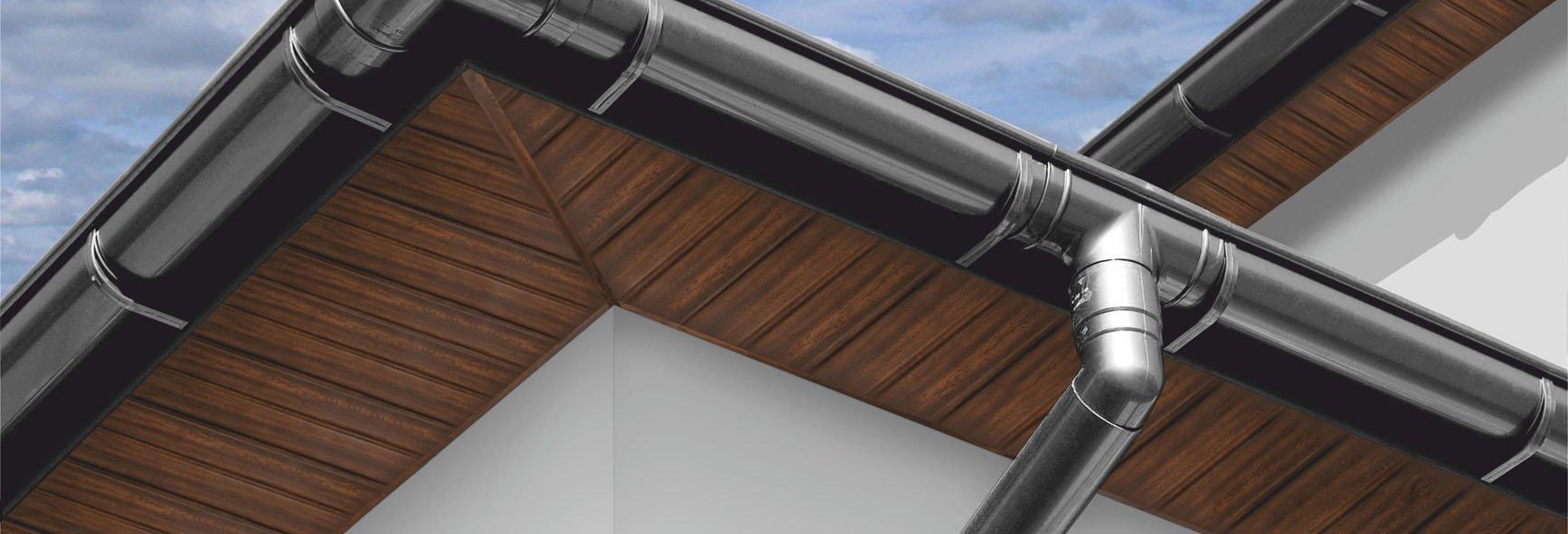 софит подшивка крыши